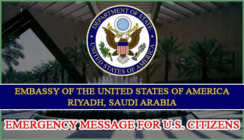 Emergency Message for U.S. Citizens: Worldwide Caution