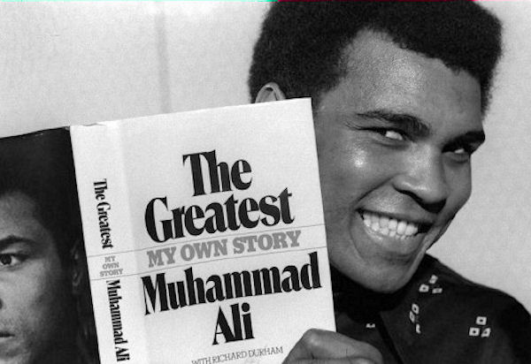 My Encounter with Muhammad Ali