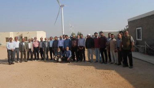 IEP Field Trip to Yunus Energy Limited