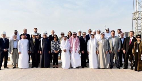 Ceremony held for New Saudi Aramco Research Center
