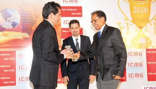 International Award for Enterprise Architecture Excellence