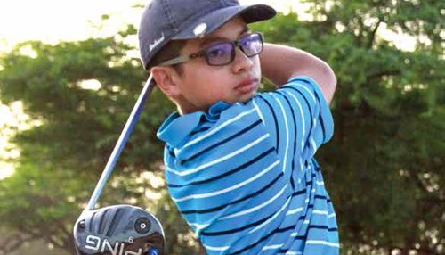 Driven to Succeed RT - Golf Club Produces Youngest Club Champion