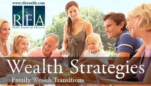 Wealth Strategies Series: Family Wealth Transitions