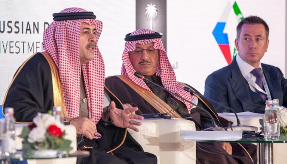 Saudi Arabian and Russian Companies can Create Significant Synergy in Ensuring Sustainable Energy Future, says Saudi Aramco CEO