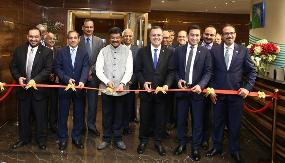 Saudi Aramco expands presence in India with opening of new Aramco Asia India office