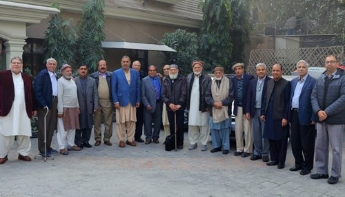 Association of Former Saudi Aramco Employees - Lahore, Pakistan