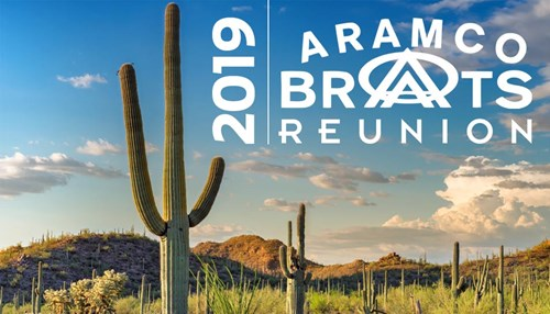 2019 Aramco Brats Reunion - Save the Date