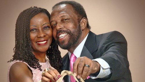 Shirley and Cornell Seymour Celebrate their 45th Wedding Anniversary