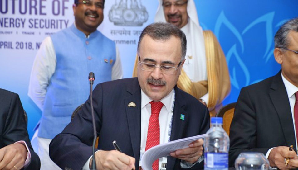 Saudi Aramco and Indian Consortium RRPCL Sign MoU to Develop Ratnagiri Mega Refinery and Petrochemicals Complex on India's West Coast