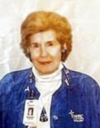 Margie Ellen (Hildebrandt) Johnson