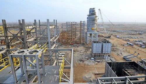 Saudi Aramco, Air Products, and ACWA Power to Form Over $8 Billion Gasification/Power Joint Venture at Jazan Economic City