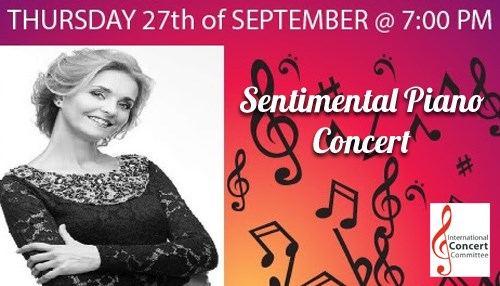 ICC - Sentimental Piano Concert