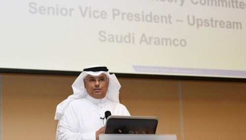 Saudi Aramco SVP for Upstream Speaks at the Dhahran Techno Valley Event in Dhahran