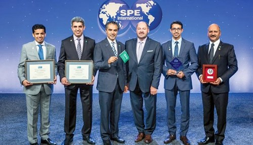 Aramco Professional Takes the Helm of SPE