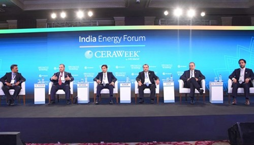 Saudi Aramco Participates in Annual India Energy Forum by CERAWeek