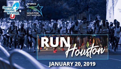 2019 Aramco Houston Half Marathon