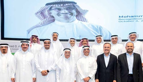 Al Subaie Retires Following Distinguished Career with Saudi Aramco