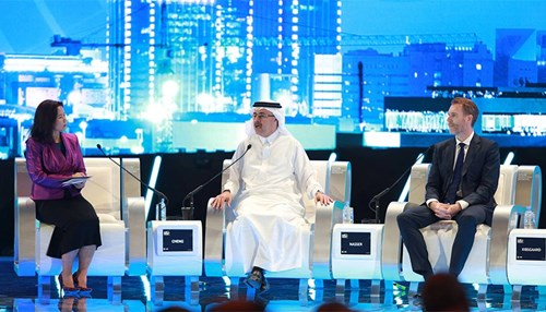 Saudi Aramco Highlights its Contributions to the Realization of Saudi Vision 2030 at Future Investment Initiative