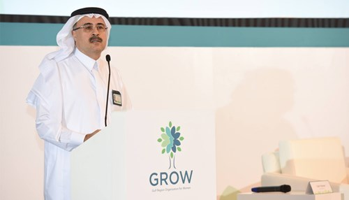 Narrowing Gender Gap is a Key Priority for Saudi Aramco, CEO Amin Nasser says at Gulf Region Organization for Women Forum