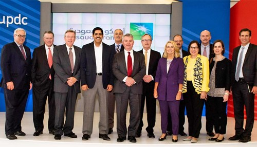 Saudi Aramco Hosts National Oilwell Varco (NOV) Board Members in Dhahran