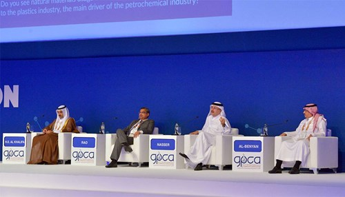 Saudi Aramco Downstream Strategy to Combine Organic Growth with Strategic Acquisitions, Saudi Aramco CEO Amin Nasser says at GPCA Forum 2018