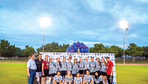 Excel Red Wins Eastern Province Women's Soccer Invitational, Europe Up Next