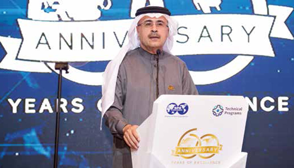 SPE-KSA Celebrates 60 Years as Dawn of an Industry in Transformation Arrives