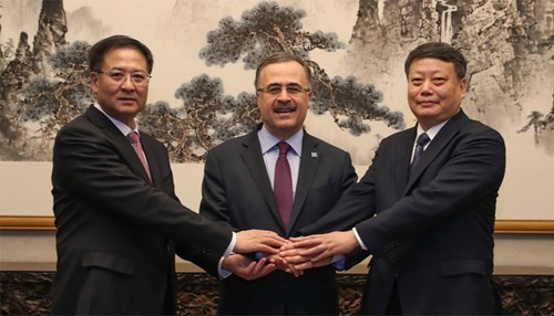 Saudi Aramco Signs Agreement to Form Largest Sino-Foreign Joint Venture with NORINCO and Panjin Sincen in China