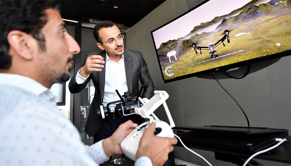 Spearheading Innovation: Aramco Unveils New Fourth Industrial Revolution Center