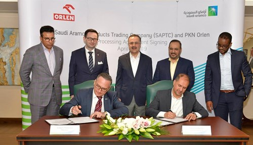 "Aramco Trading Expands Collaborations in Key European Markets by Signing Supply Agreement with ""PKN Orlen"", Poland's Leading Oil Refiner"