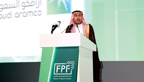 Saudi Aramco Partners with the Saudi Contractors Authority Fostering Collaboration at 'Future Projects Forum'