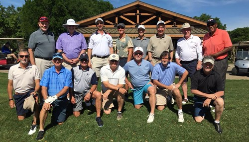 Aramco Retiree Golf Group