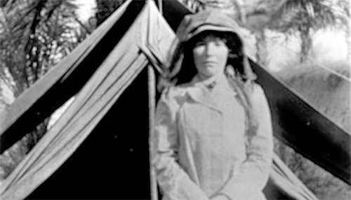 "Gertrude Bell: ""Queen of the Desert"" or ""The Female Lawrence of Arabia""?"