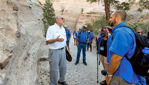 Aramco Sponsored 'G-Camp' Offers Invaluable Geology Experience for U.S. Educators