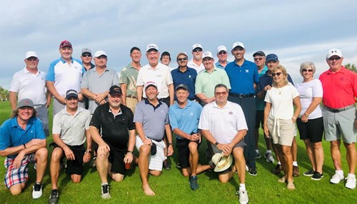 Aramco Retiree Golf Group Teed It Up in Sarasota, FL