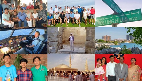 Be a Part of Aramco ExPats Community News