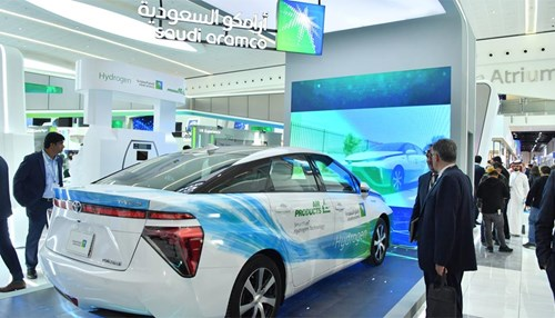Saudi Aramco Participates in the 2019 Abu Dhabi International Petroleum Exhibition & Conference (ADIPEC)
