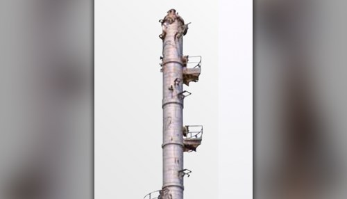 A Towering Achievement: 38 Meters High, 60 Tons, One Safe Commissioning in Yanbu'