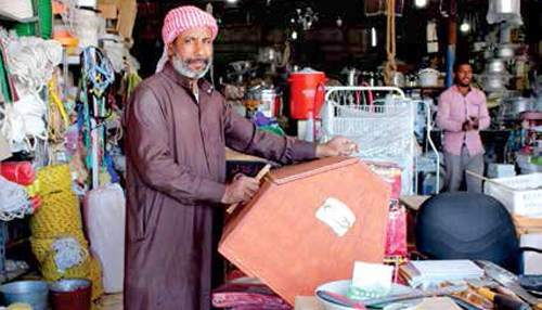 A Place Where Tradition Reigns: SAEA Sponsors Daytrip to Nariya's Bedouin Market