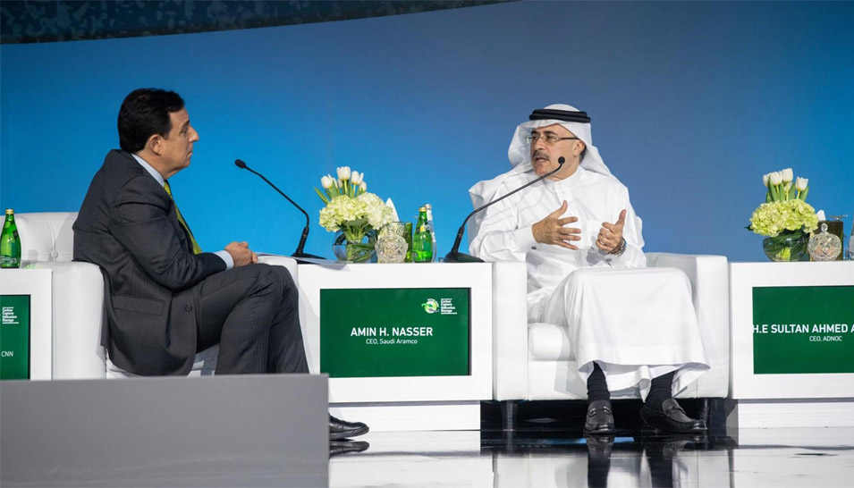 Saudi Aramco sponsors first International Carbon Capture, Utilization and Storage Conference (iCCUS) in Riyadh