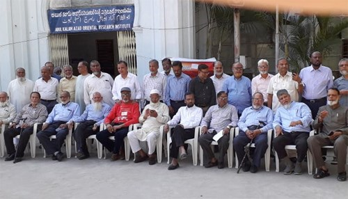 Saudi Aramco Former Employees Reunion in Hyderabad, India