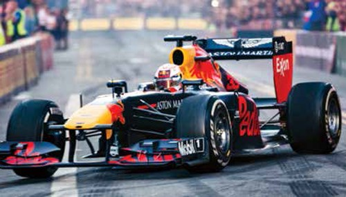 Adrenaline and Automobiles - F1 and Aramco: Driving Forces in Sustainability