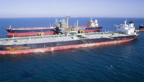 Saudi Aramco Breaking Records to Supply 15 Tankers with over 18.8 Million Barrels of Oil