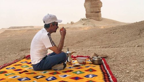 Tales of the Bedouin - Part IV: Quriyan's First Job and the Lure of the Desert