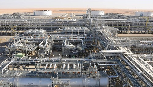 Khurais Becomes Second Aramco Facility to Join Prestigious WEF Global Lighthouse Network