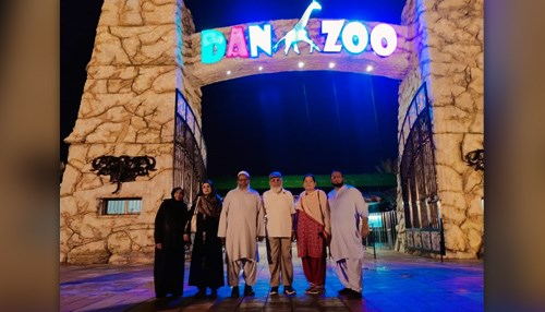 A Family Visit to the Day and Night Safari Park in Bahria Town Karachi