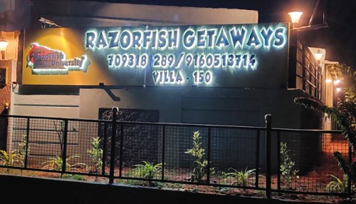 Razorfish Makes Waves in Shadnagar