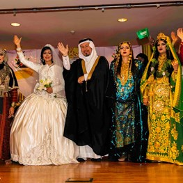 Dhahran Cultural Pagent of Traditional Weddings - Part 1