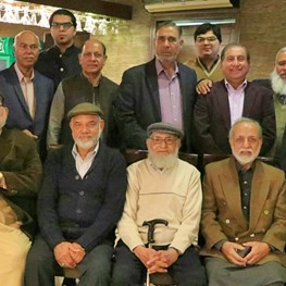 131st Party of Saudi Aramco Former Employees Association - Lahore, Pakistan
