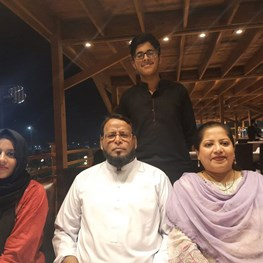 Happy 18th Wedding Anniversary Ata and Kiran and Happy Birthday Dr. Ata Ur Rehman